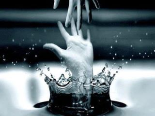 14 Novemberr2011 crown and hand - water