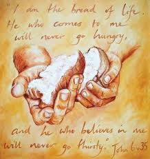 31 October 2012 I AM the BREAD of life Spiritual-Bread