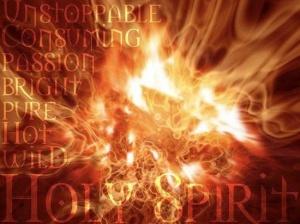 16 April 2013 Holy Spirit