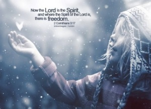 7 April 2013 where the Spirit of the LORD is there is freedom