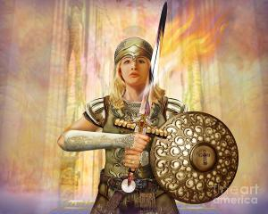 19 April 2013 warrior-bride--the-anointed-todd-l-thomas