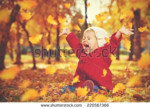 stock-photo-happy-little-child-baby-girl-laughing-and-playing-in-the-autumn-on-the-nature-walk-outdoors-220567366