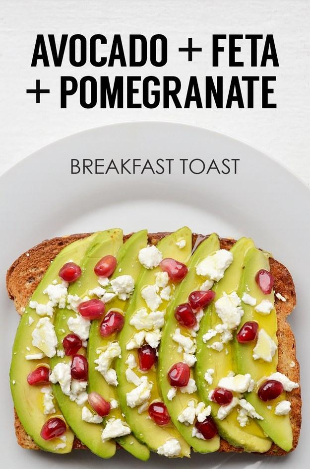 1.-Sliced-Avocado-+-Crumbled-Feta-+-Pomegranates-+-Olive-Oil